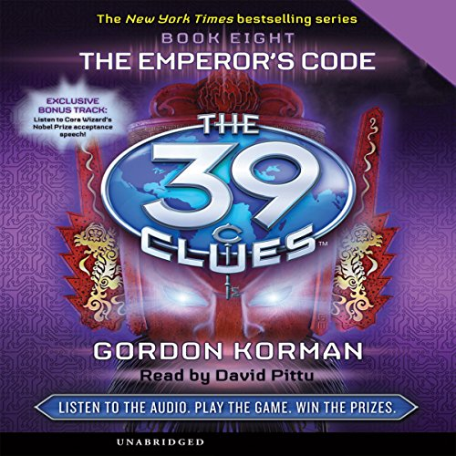 39 clues audible - 8
