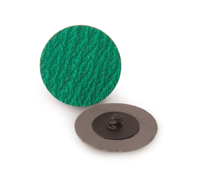 50mm Roloc type quick change discs for sanding and surface blending. Medium surface blending