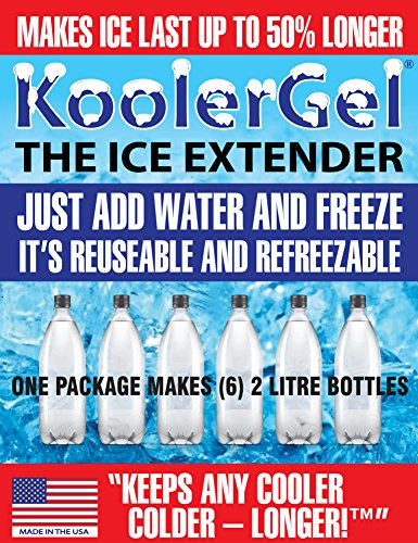 KoolerGel The Ice Extender By TBK Industries LLC by TBK Industries