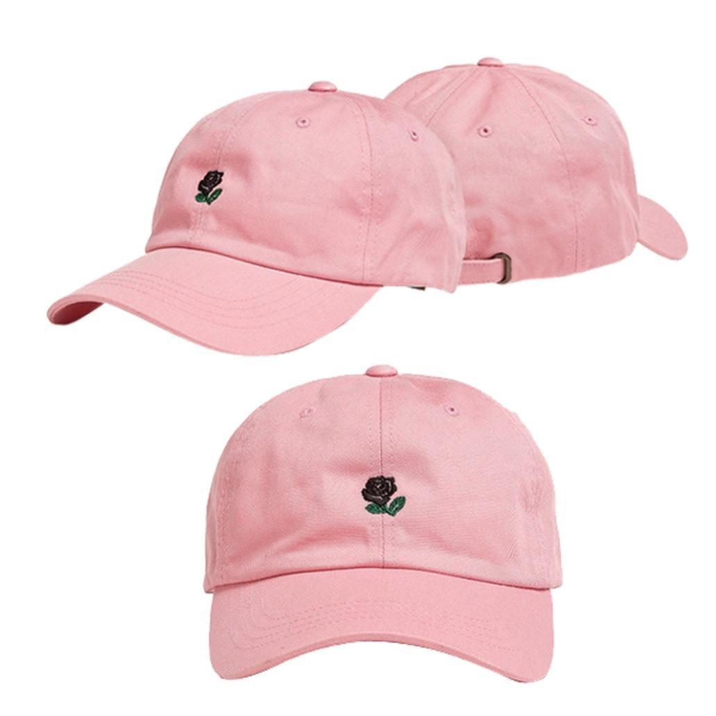 Basecap Baseballcap mit 5 LED Baseballkappe Baseballmütze Baseball Cap Hut