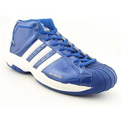 adidas Pro Model 2G Herren Basketball Basketball Schuhe Ohne