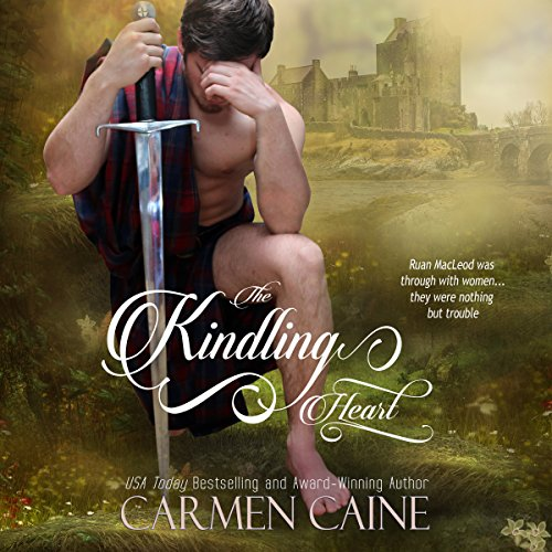 The Kindling Heart: The Highland Heather and Hearts Scottish Romance Series