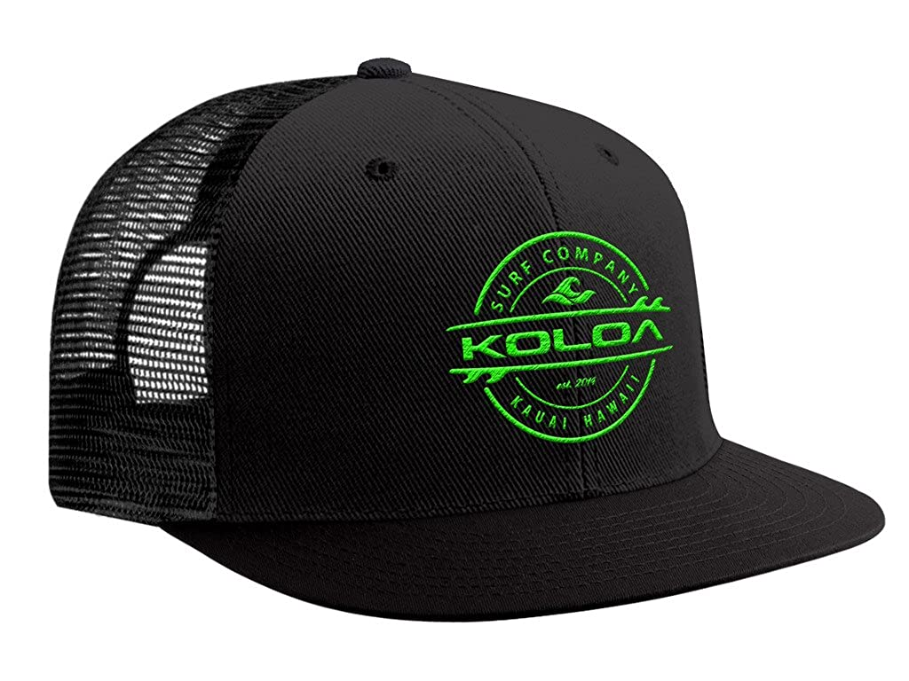 34112ccd4a4 Koloa Surf(tm) Thruster Logo Mesh Back Trucker Hats in 7 Colors. Breathable  and comfortable
