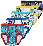 Super Mario Bros. 5-Pack Briefs Boys Underwear