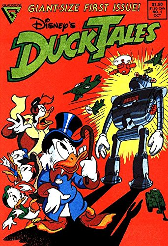Disney's DuckTales (1988 series) #1 ()