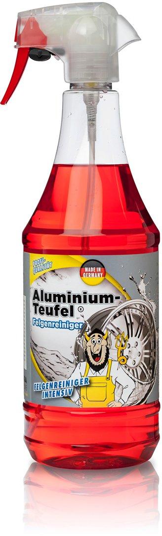 Detergente intensivo per cerchi in lega di alluminio TUGA, flacone spray 1000 ml Tuga Chemie 5712047 B001BAYAO0