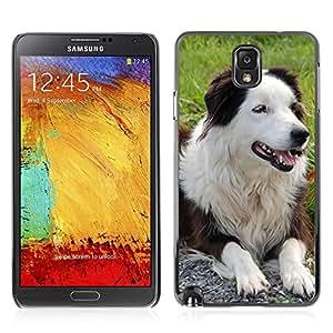 Carcasa Funda Case // V0000848 Dog Puppy Pattern // Samsung Galaxy Note 3 N9006