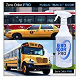 Zero Odor Pro - Commercial Strength Odor Eliminator - Neutralizer - Deodorizer - Smell Remover - Trigger Spray