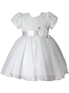 05ec943b49e64 AHAHA Robe Bebe Fille Ceremonie Princesse Mariage Robe Bapteme Fille ...