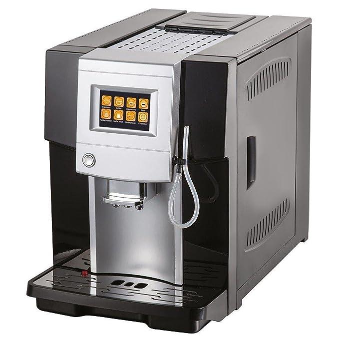 Viesta One Touch 500 dispensador de café máquina de café Cafetera Café Espresso Cappuccino Latte Macchiato - Negro: Amazon.es: Hogar