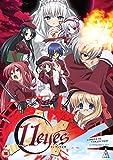11eyes コンプリート DVD-BOX (全12話+OVA, 325分) イレブンアイズ -罪と罰と贖いの少女- Lass アニメ [DVD] [Import] [PAL, 再生環境をご確認ください]
