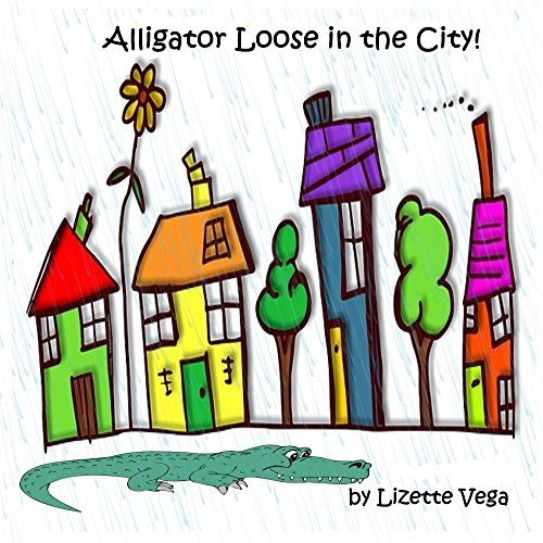 Alligator Loose in the City!