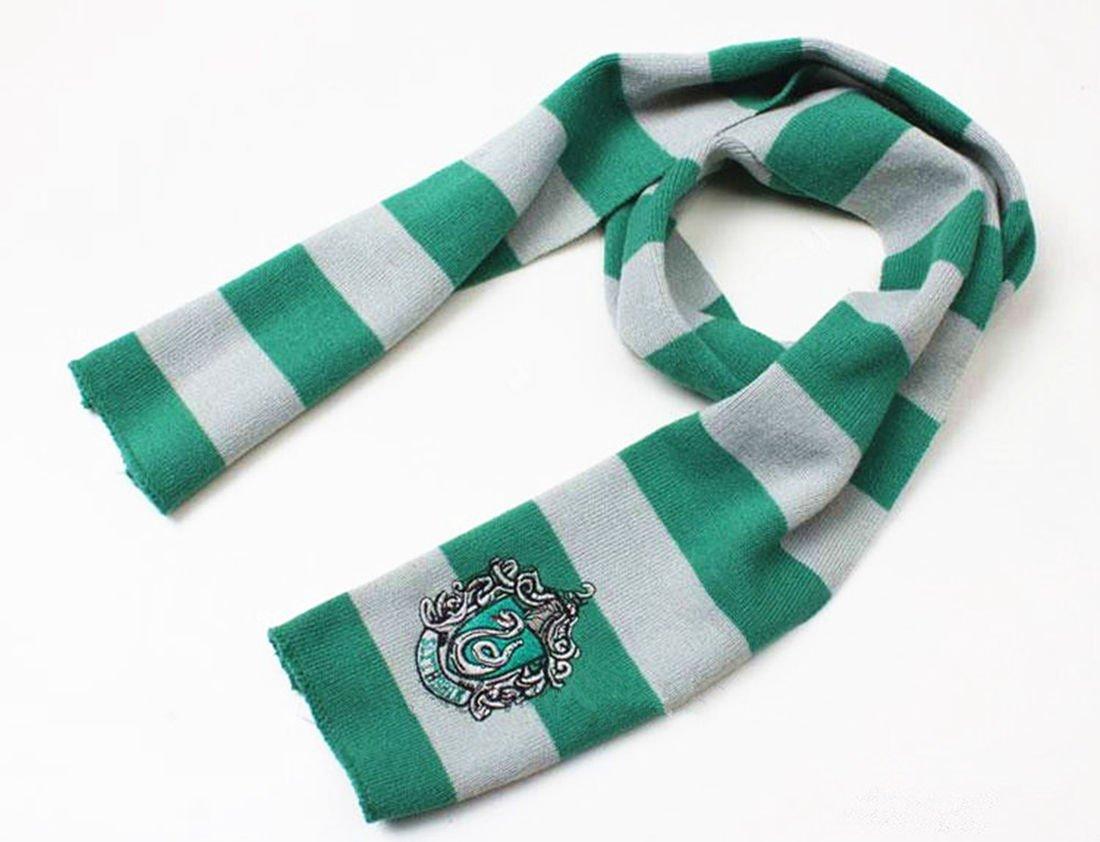 Harry Potter Scarf wrap (Green Slytherin)