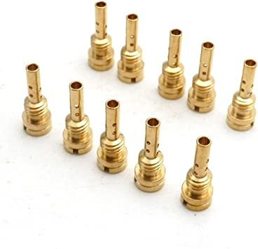 80Available Size 30-80 5 pack YunShuo Slow Pilot Jet for Keihin CV CVK FCE CARB N424-25 70,72,75,78