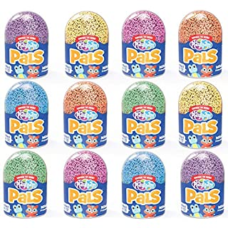Educational Insights Playfoam Pals Wild Friends, Party Pack of 12   Non-Toxic, Never Dries Out   Sensory, Shaping Fun, Arts & Crafts For Kids   Surprise Collectible Toy   Ages 5+