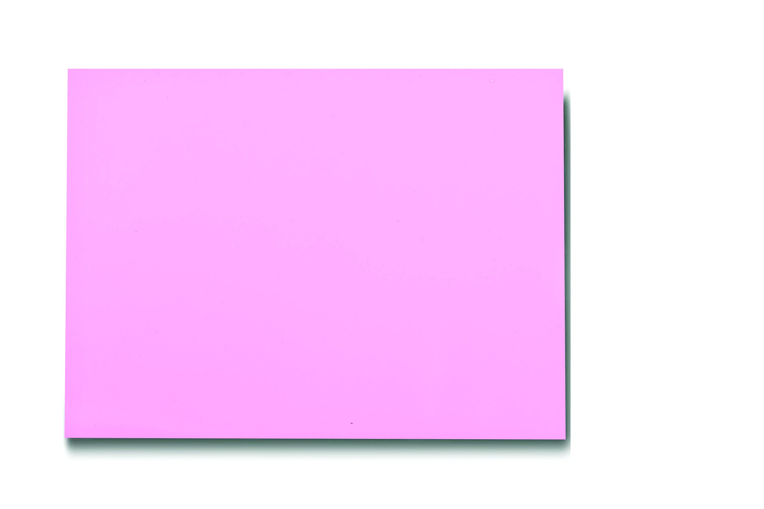 25 Dry Erase Magnet Shelf Labels 2'' x 3'' - Pink - 20 mil
