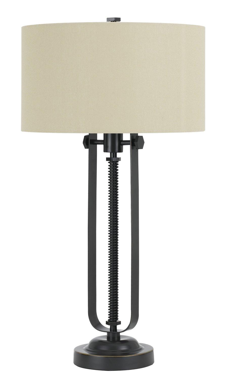 Cal Lighting BO-2739TB Table Lamp