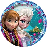 Unique Disney Frozen Dinner Plates, 8ct