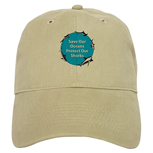 df574a09d Amazon.com: CafePress - Save Our Oceans. Protect Our Cap - Baseball ...