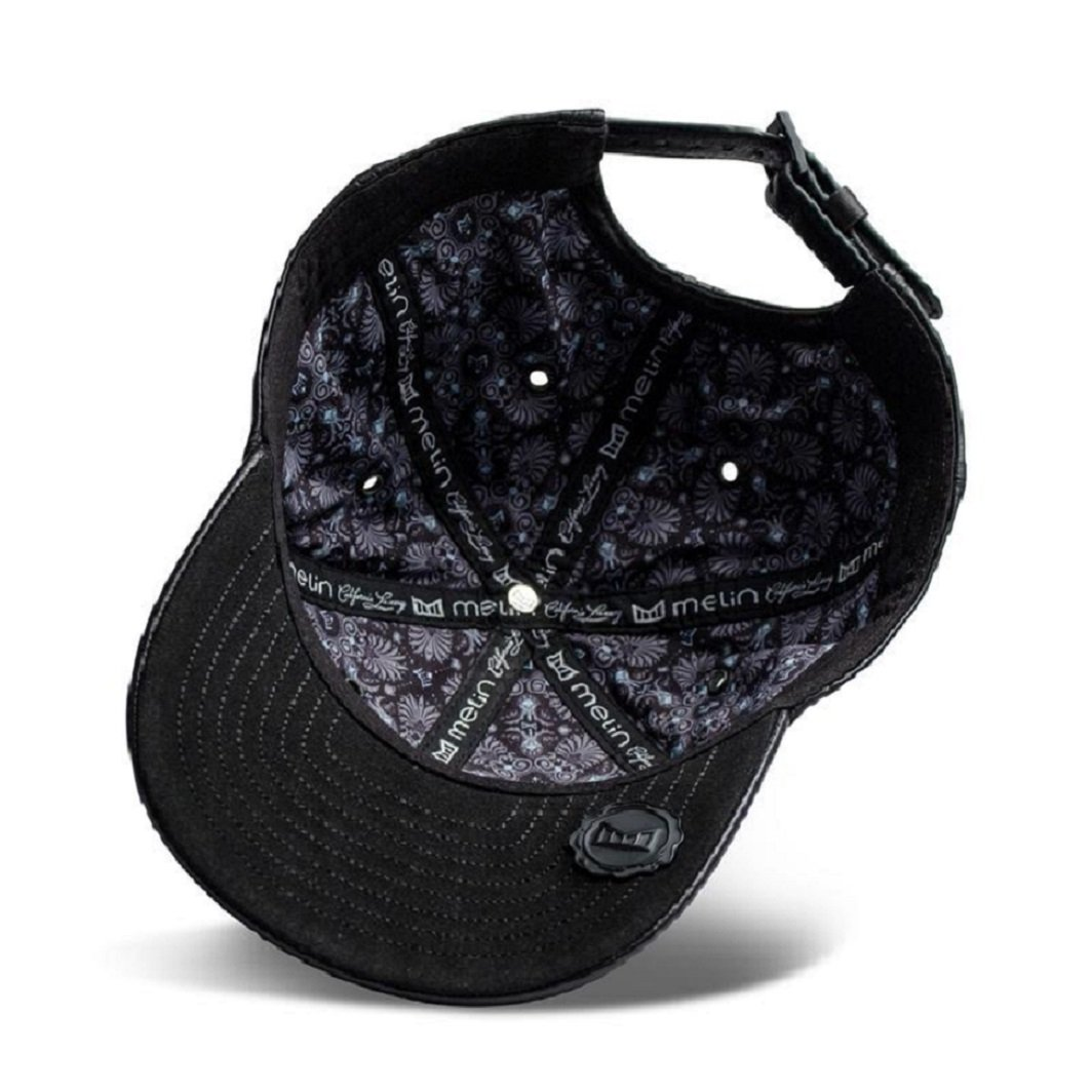 finest selection c67c9 a6076 Melin Brand The Voyage Hat (Midnight Black) at Amazon Men s Clothing store