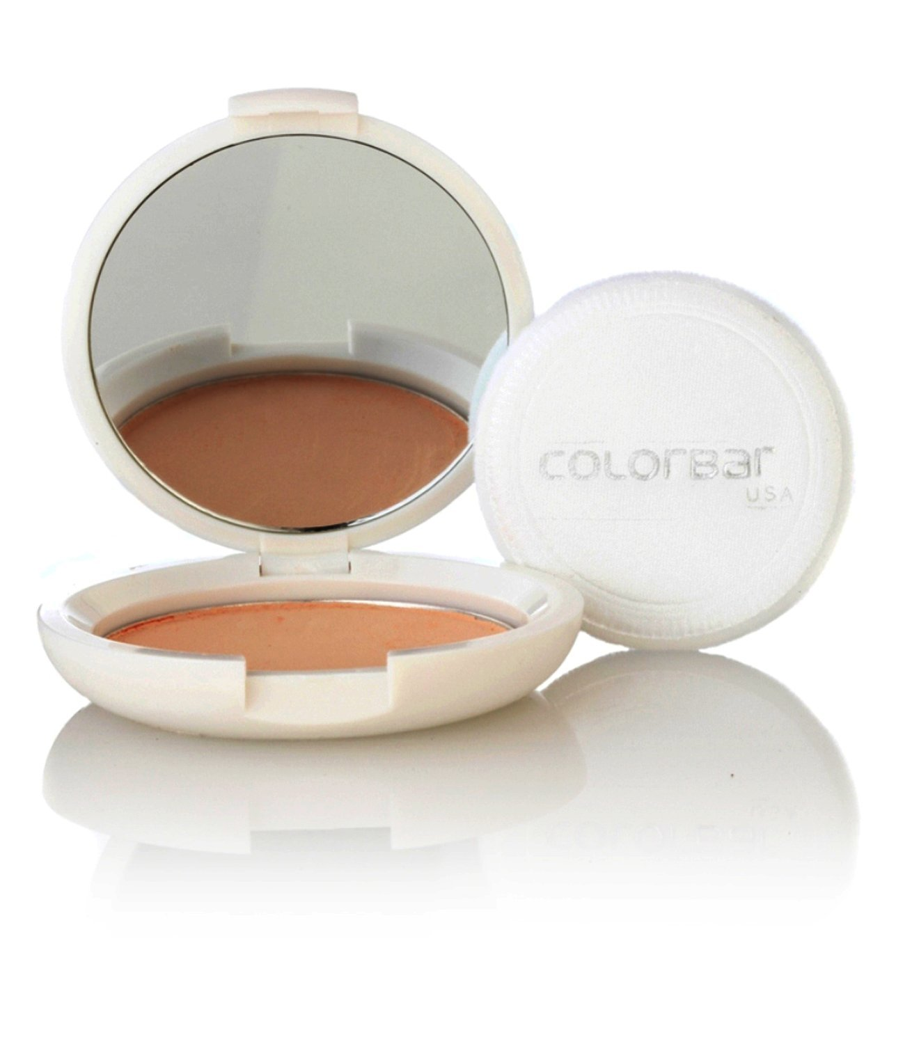 Colorbar Radiant White UV Fairness Compact Powder-0