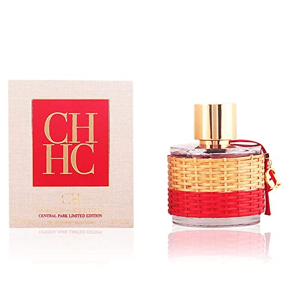 Carolina Herrera Ch Central Park Limited Edition Agua de Colonia - 100 ml: Amazon.es: Belleza