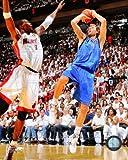 Dirk Nowitzki - Game 6 of the 2011 NBA Finals - 8x10 Photo