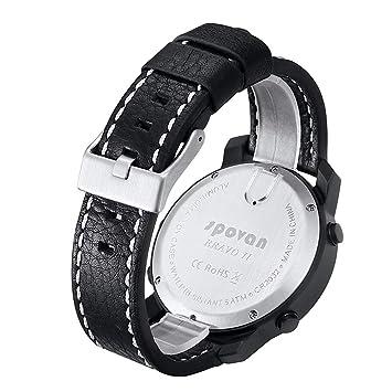 Sunny Key Smartwatch dmdg Bravo 2S Inteligente Mirando ...
