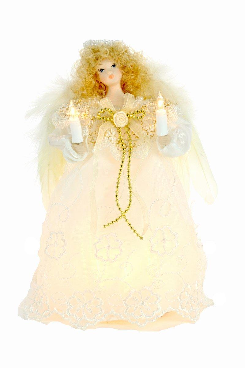 9 10-Light Ivory Angel 9 10-Light Ivory Angel LS