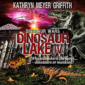 Dinosaur Wars Audiobook