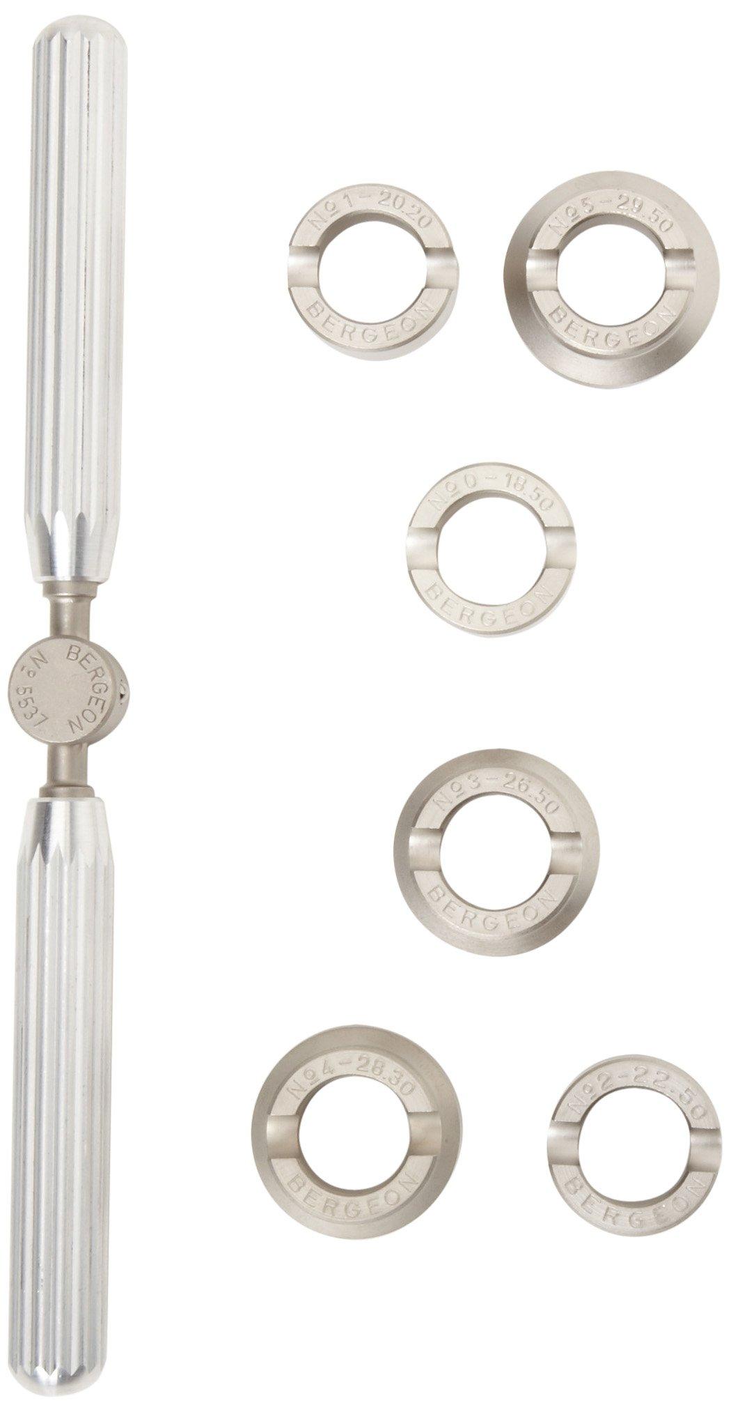 Bergeon 55-050 Oyster Case Opener Watch Repair Kit
