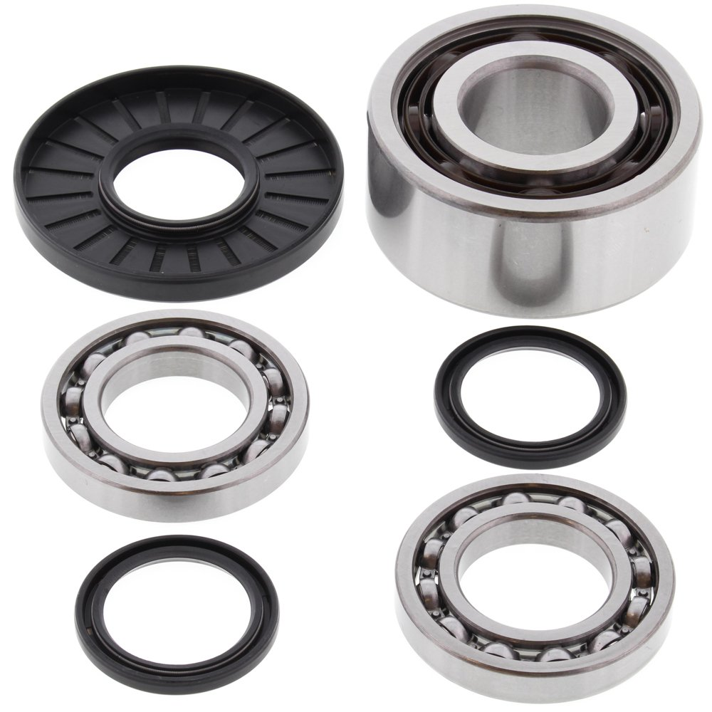 All Balls 25-2075 Front Differential Bearing and Seal Kit All Balls Racing
