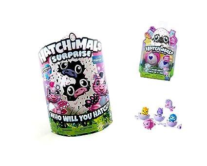 Exclusive Walmart Store Hatchimal Surprise Zuffin Twins Bonus Hatchimals Colleggtibles With Nest Playset Pack Of 2