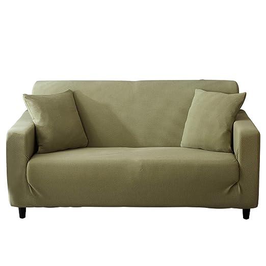 Will Fundas de sofá universales elásticas con diseño Cruzado ...