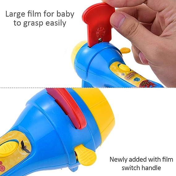 Amazon.com: Missbee - Proyector de luz nocturna para niños ...
