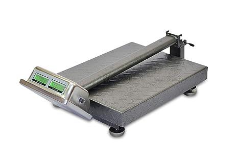 Bascula Industrial de Plataforma 40x50Cm Balanza Digital Reforzada 300Kg: Amazon.es: Bricolaje y herramientas