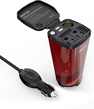 1 X Energizer Car Triple 12V Socket Adaptor /& Twin USB Multiple Gadget Charge