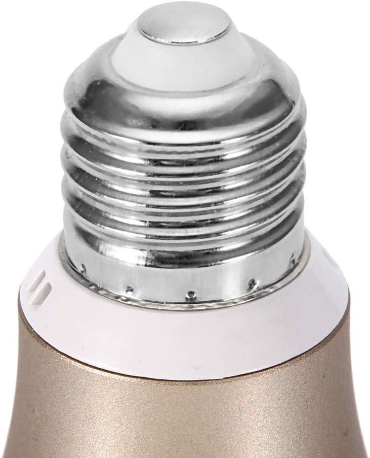 Soporte para Control de Voz Tmall Elves E27 Bombilla de Control de Wi-Fi Inteligente AC100-264V Bombilla LED RGBW
