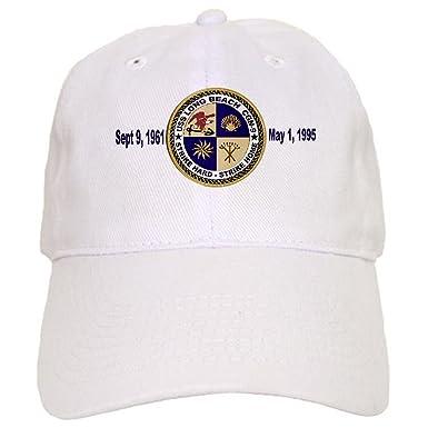 CafePress - USS Long Beach CGN 9 - Baseball Cap with Adjustable Closure dc63829aecb5