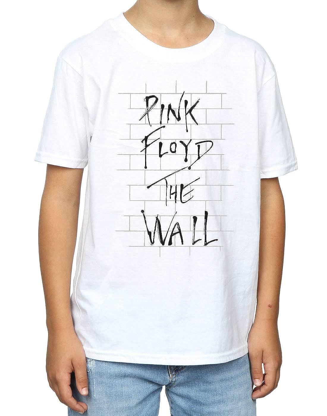 Camisetas Polos Y Camisas Pink Floyd Ninos The Wall Camiseta Ropa Brandknewmag Com