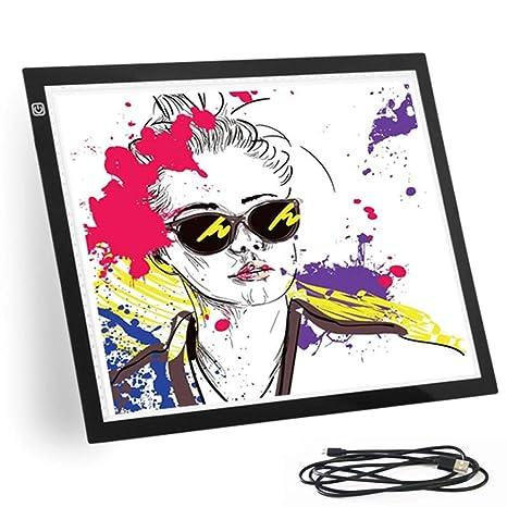 Copy Board Mesa de Luz Dibujo,A3 LED Mesas de Dibujo Light ...
