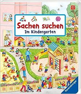 Sachen suchen – Im Kindergarten