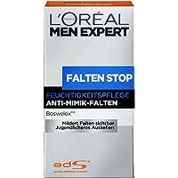 L'Oréal Paris Men Expert 褶皱 Stop 湿度护理, 乳霜适用于人, 1包装 (1 x 50毫升)