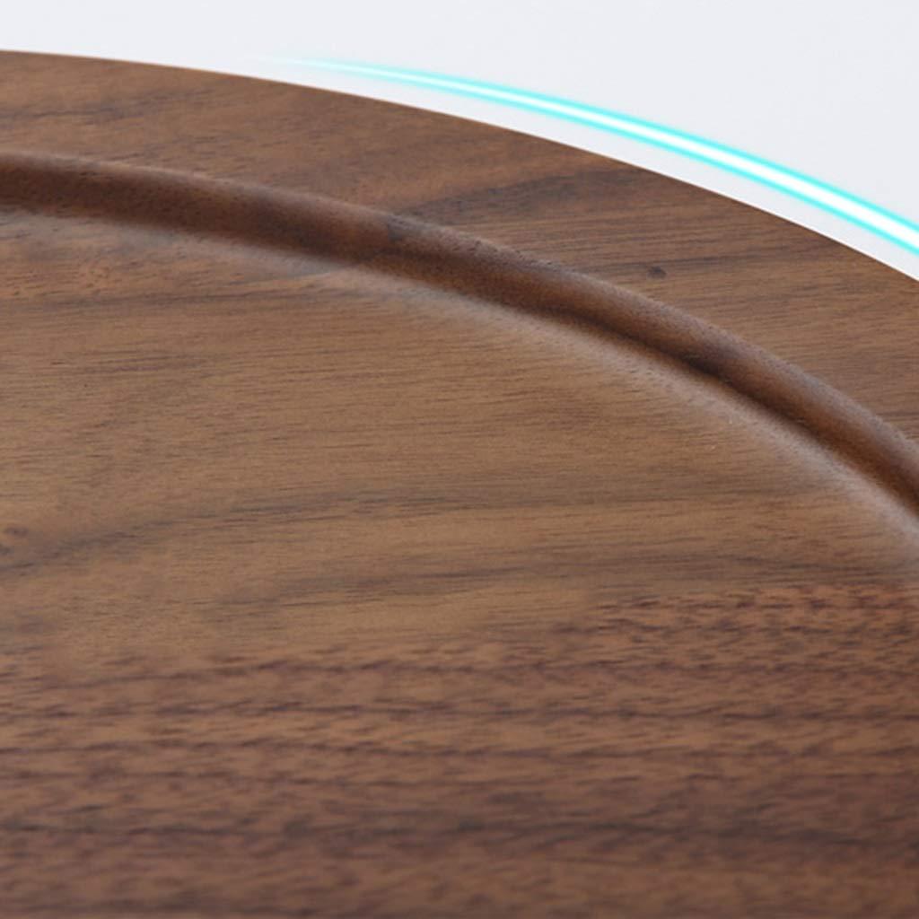 Amazon.com: Mesa auxiliar de café, sofá, mesita de noche ...