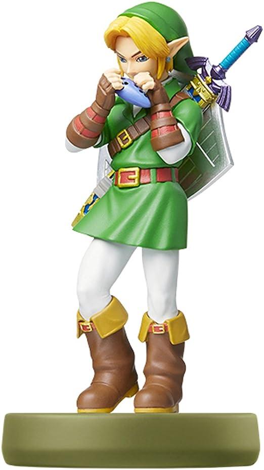 Amiibo Link Ocarina of Time: Amazon.es: Juguetes y juegos