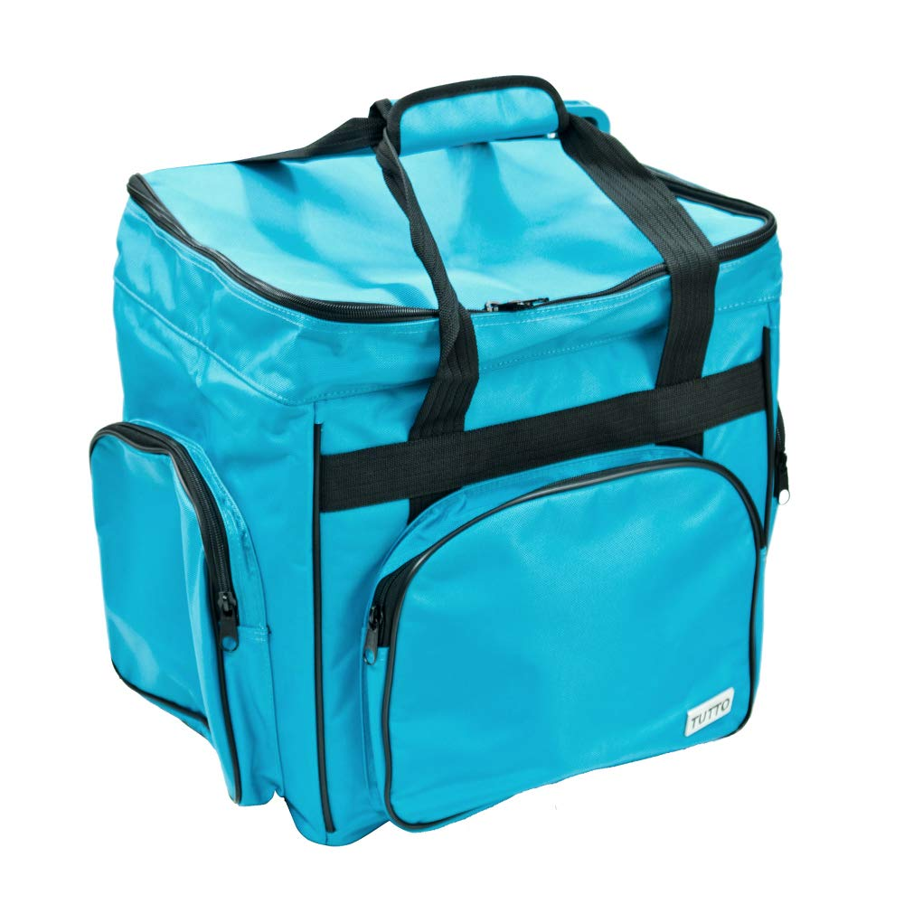 Tutto Turquoise Serger//Accessory Bag