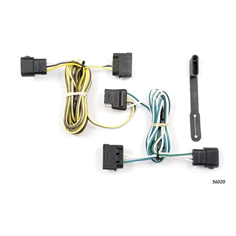 61tbXiUu3iL._SX466_ 2012 ford e350 trailer wiring harness 2012 wiring diagrams Ford Edge Trailer Wiring at edmiracle.co