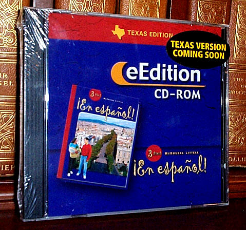 ?En espa?ol! Texas: eEdition CD-ROM Level 3 2004 (Spanish Edition) ebook