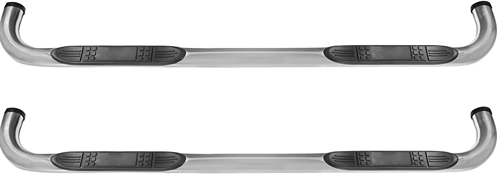 Bully NB-XTR Multi-Fit Step Bar Stainless Steel T201