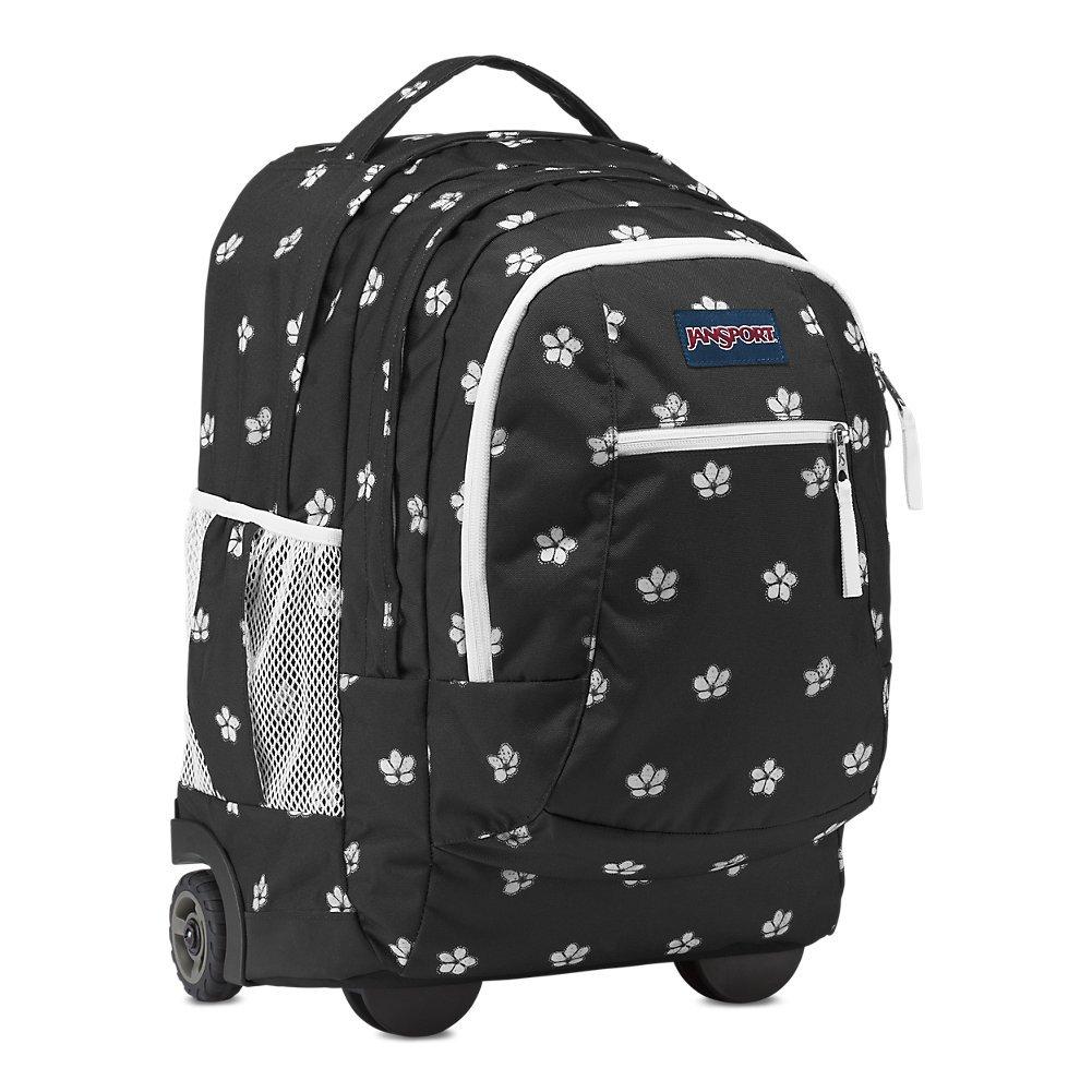 Jansport Driver 8 Rolling Laptop Backpack - Cherry Blossom by JanSport (Image #2)